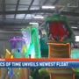 Mystics of Time unveil 100-foot 'super float'