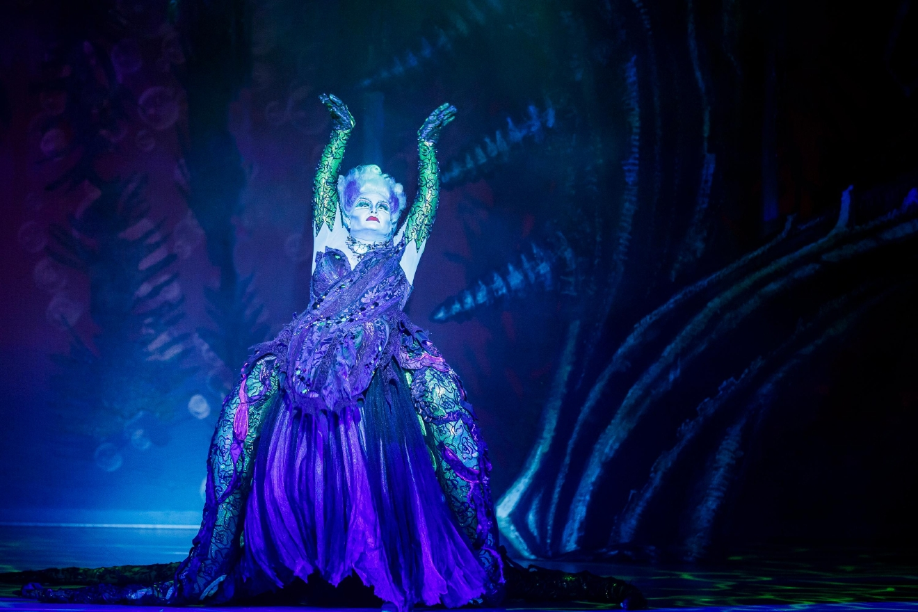 "#5 - Catch ""The Little Mermaid"" at the Aronoff Center through Jan. 29. It's part of the 2016/17 Broadway Across America series. / Image: provided"