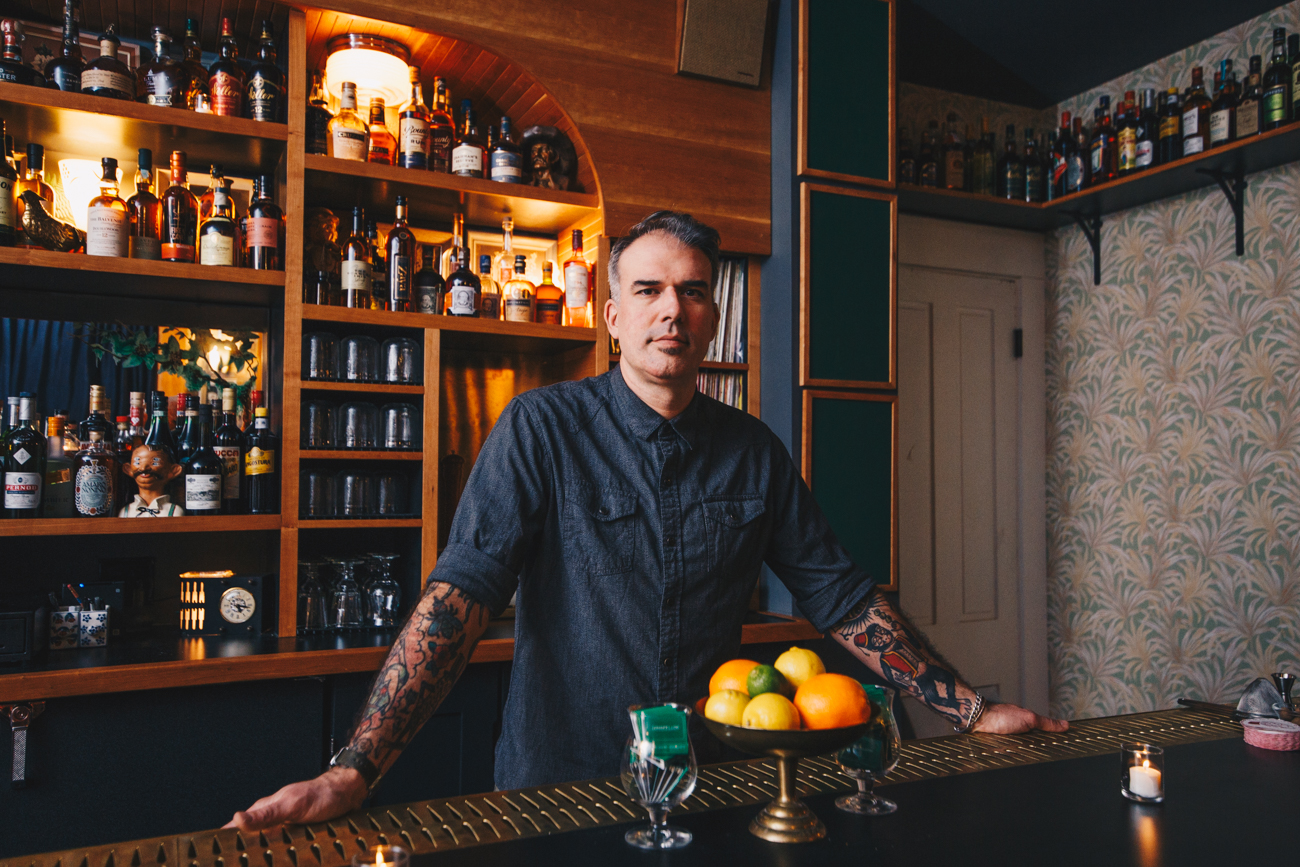 Mike Stankovich, owner / Image: Catherine Viox // Published: 1.25.19