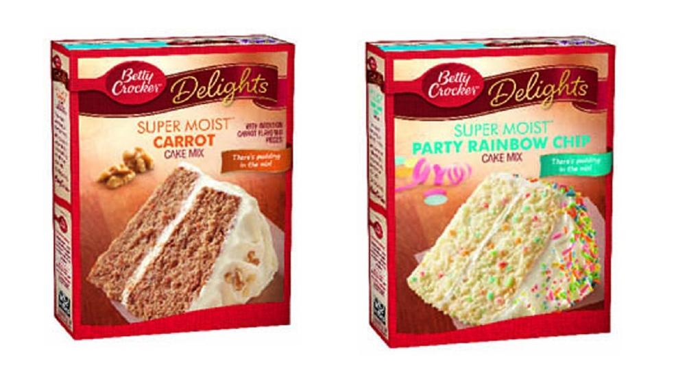Betty Crocker Canada Cake Mix
