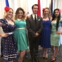 Burlesque show raises money for veterans, visits hospitals across the country