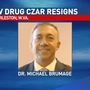 West Virginia drug czar resigns about seven weeks after appointed to post