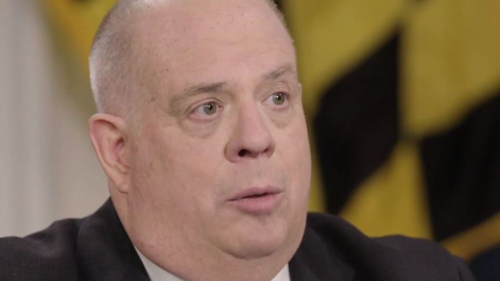 Hogan says he won't support big tax hikes for education plan