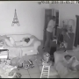 VIDEO | Burglars loot home as residents sleep only a few feet away