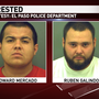 Arrests made in east El Paso carjacking incident
