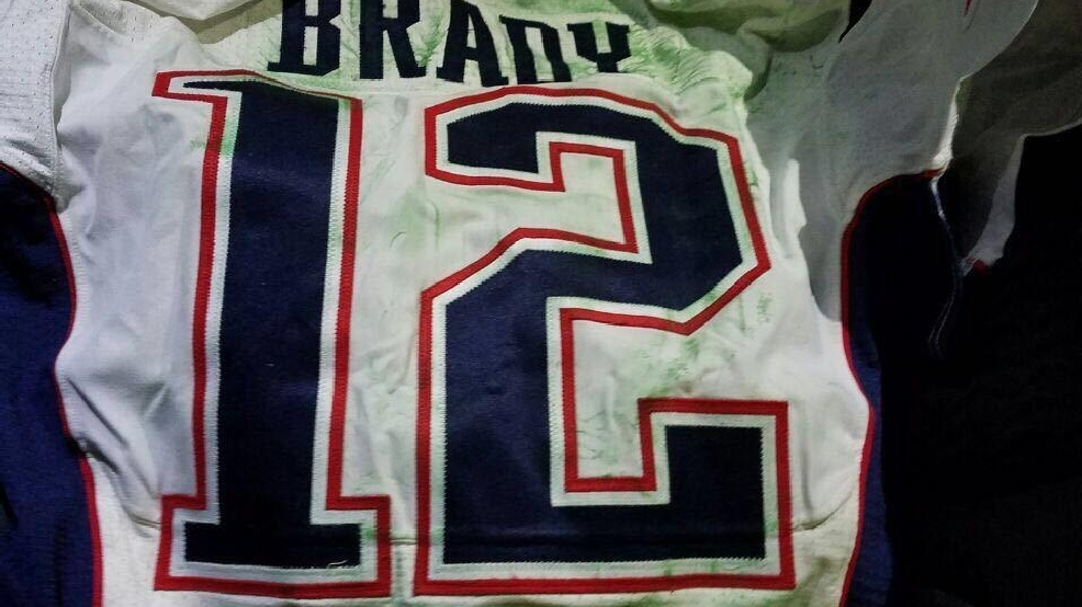 6bcc2dc03 Report  Tom Brady s Super Bowl LII jersey on lockdown