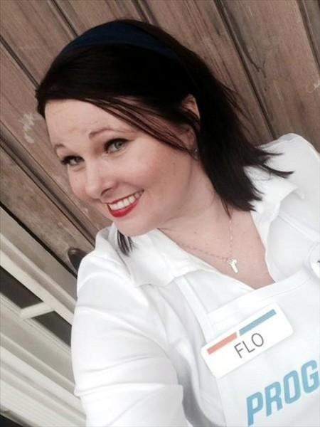 Flo from Progressive!
