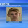 Grants Pass man arrested on multiple counts of rape