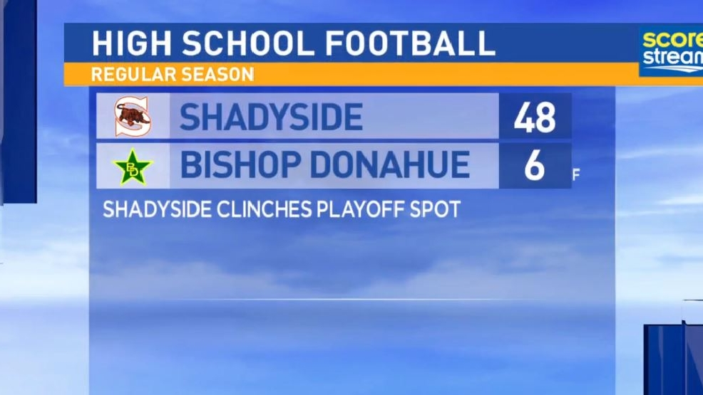 10.28.16 Highlights: Shadyside at Bishop Donahue