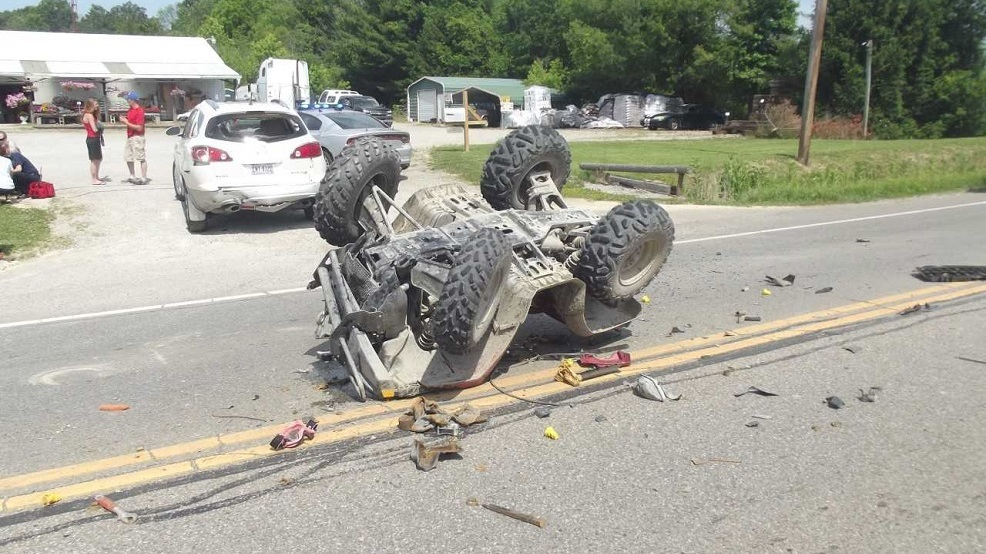 Two Teens Seriously Injured After Atv Crash On Muskingum