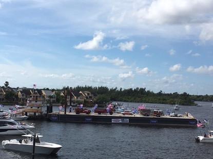Last Trump Boat Parade Before Election Held In Jupiter Wtvx