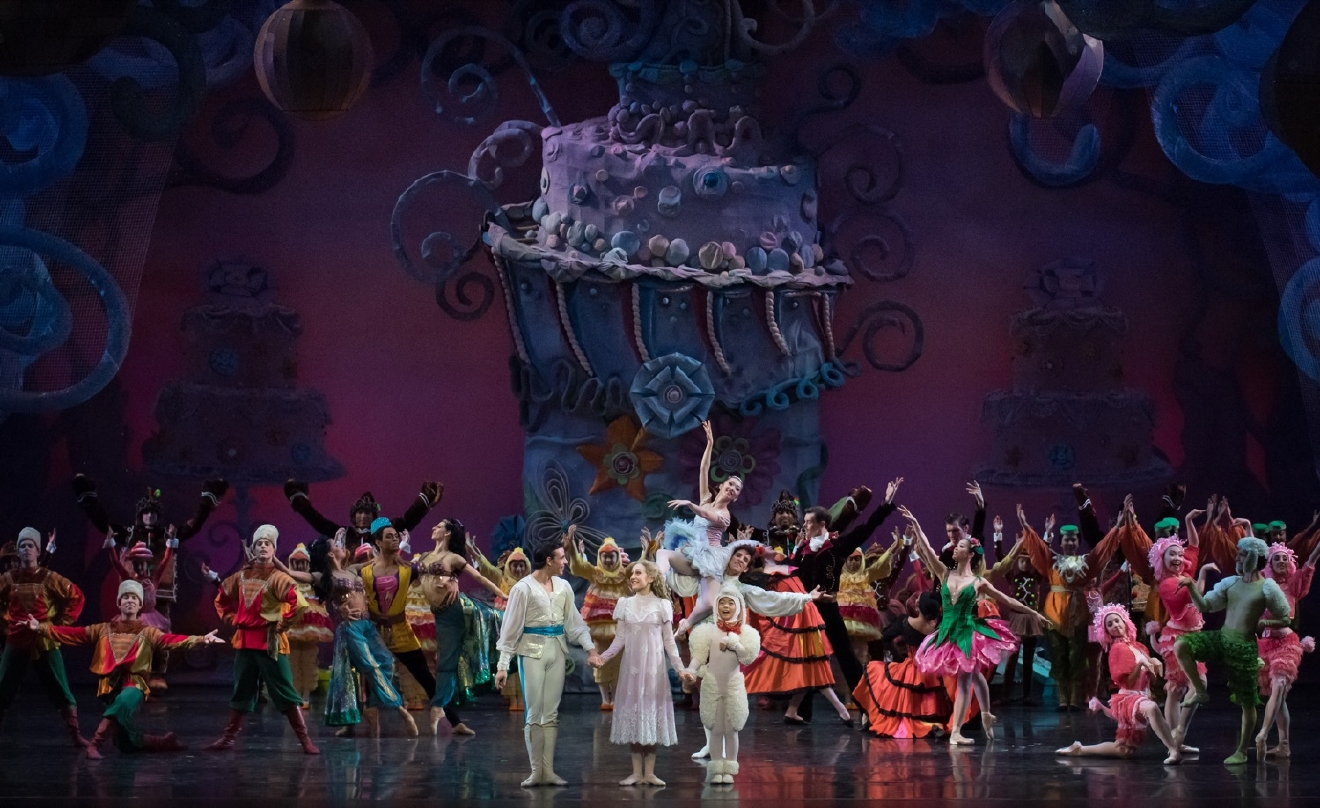 The Cincinnati Ballet traveled to the Kennedy Center to perform The Nutcracker last month, and the critics loved it. / Image: Peter Mueller