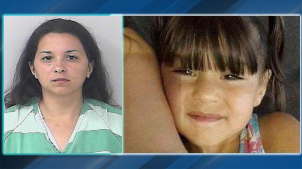 Mother charged with killing daughter, stepdad held without