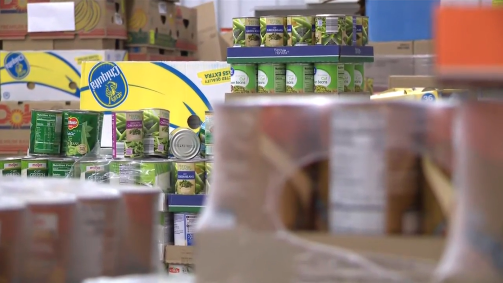 Branch Area Food Pantry To Hand Out Holiday Meal Boxes To Area Needy
