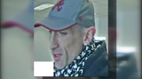 Police: Tattooed man wore makeup as disguise in bank robbery