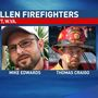 Benefits bill passed to aid families of fallen firefighters