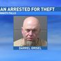 Klamath Falls Man Arrested For Theft