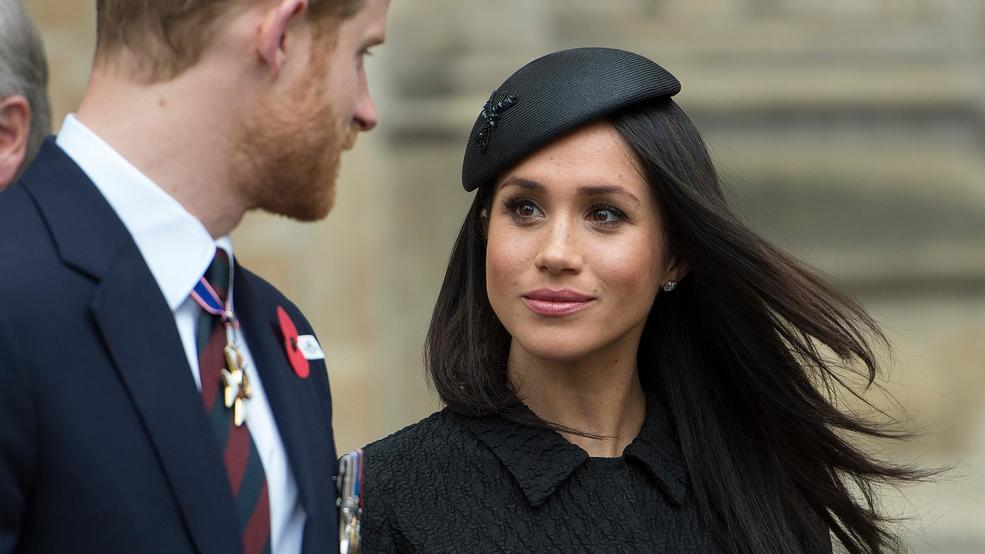 Prince Harry and Meghan Markle Reportedly Wont Have Custody of Their Future Children