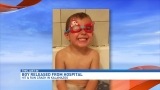 Kalamazoo boy injured in hit-and-run crash back at home with family