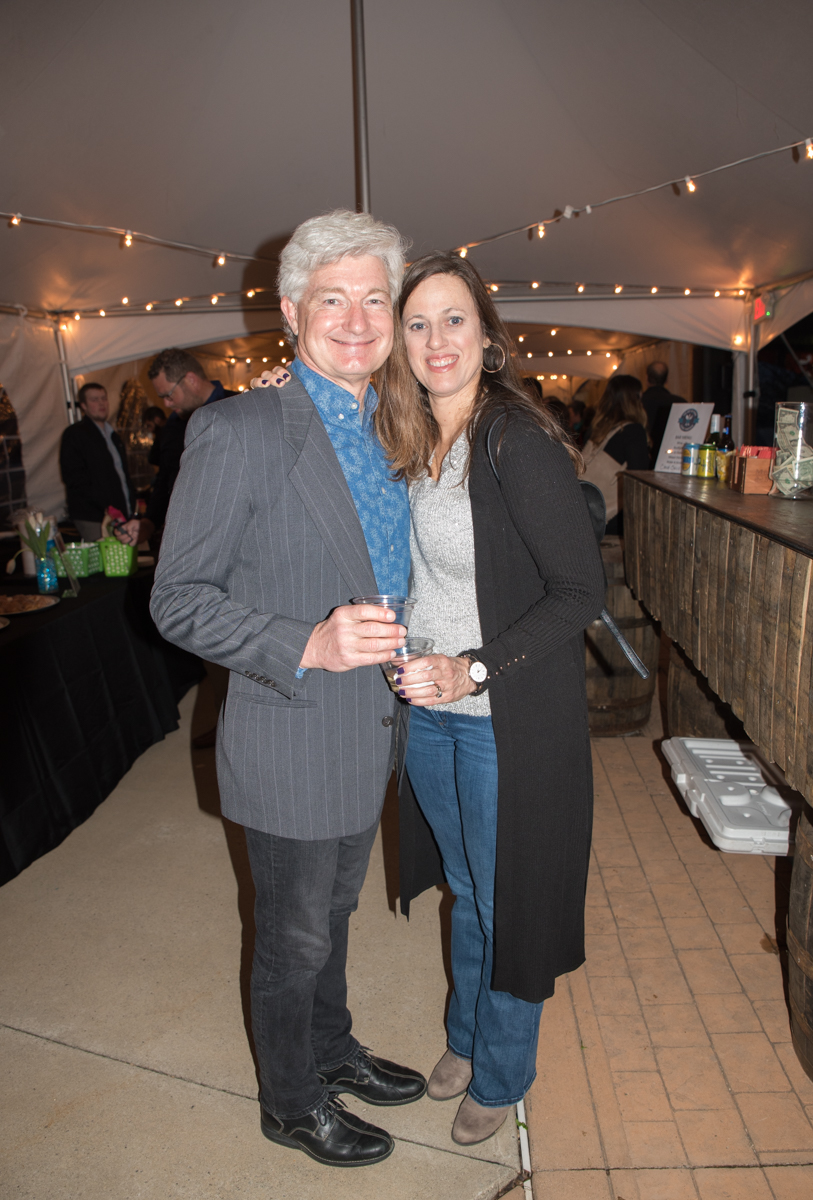 <p>Brian Robertson and Lisa Hasson / Image: Sherry Lachelle Photography // Published: 2.23.19</p><p></p>