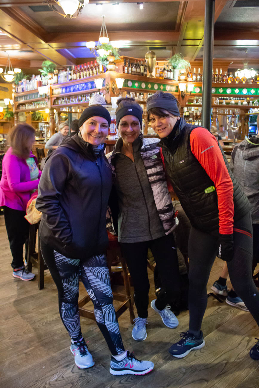 Gloria Olson, Jody Collier, and Elaine Lynch{ }/ Image: Katie Robinson, Cincinnati Refined // Published: 1.27.19