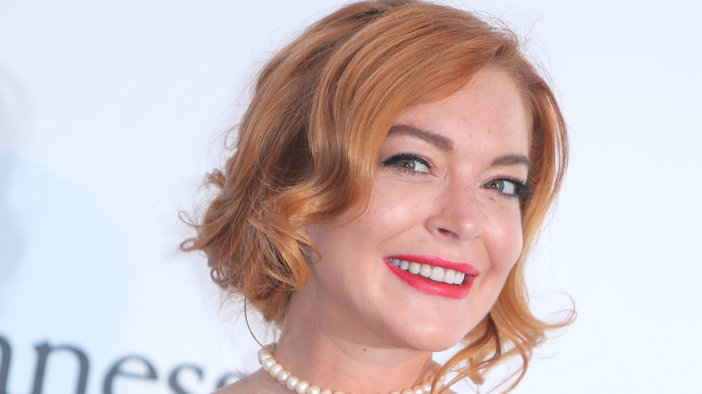 Lindsay Lohan is letting fans see her life like never before