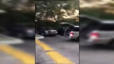 Graphic Video: Florida man runs over brother in parking lot fight