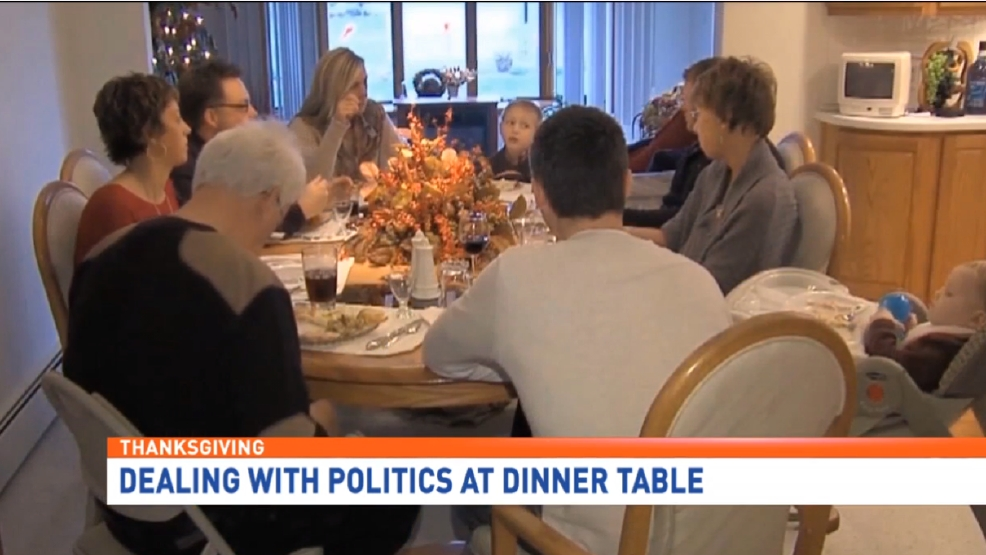 Adams Auto Sales >> How to combat political conversations at Thanksgiving ...