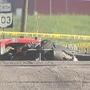 Deadly crash involving motorcycle closes intersection in Marion County