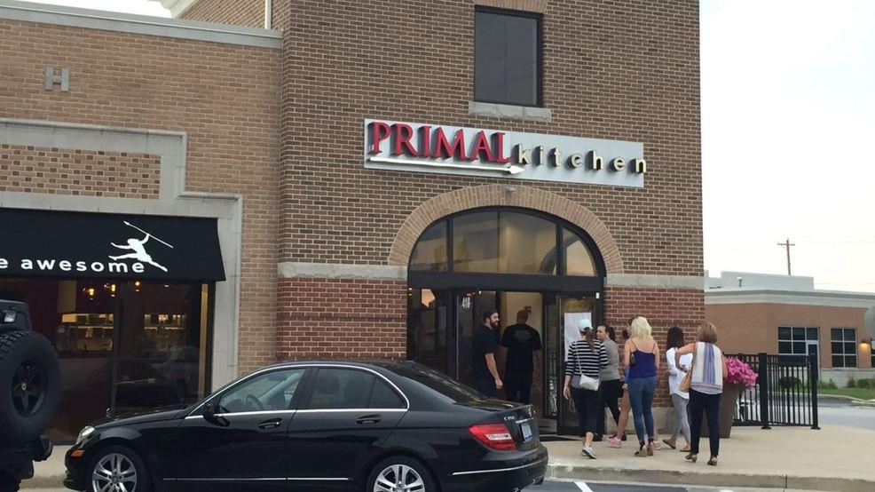 Primal kitchen organic restaurant opens in granger wsbt for Primal kitchen restaurant