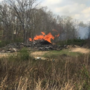 Fire crews say high winds helped Soddy-Daisy brush fire spread quickly Tuesday afternoon
