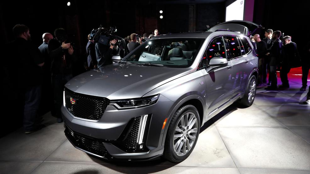 Ford And Cadillac Suvs Toyota Sports Car Star At Auto Show Komo