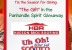 """THE GIFT"" In the Panhandle Spirit Giveaway"