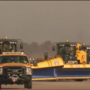 Snow drill held at Dulles International Airport to prepare for potential winter storm