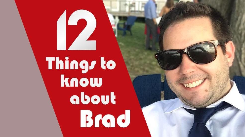 12 Things to Know About Local 12 Reporter Brad Underwood