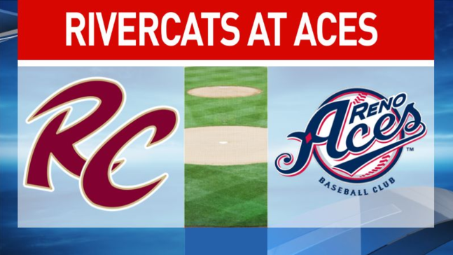 Aces continue to roll, notch PCL leading 33rd win over Rivercats