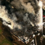 Homes destroyed, pets perish in massive NE Portland scrap-yard fire