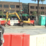 Water main break in downtown Charleston impacts local businesses