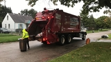 Trash crews working double duty in Flint