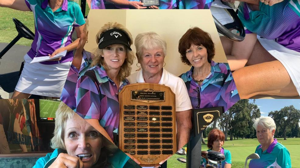 All-female golfing team in Redding brings home PWGA trophy for the first time in 29 years