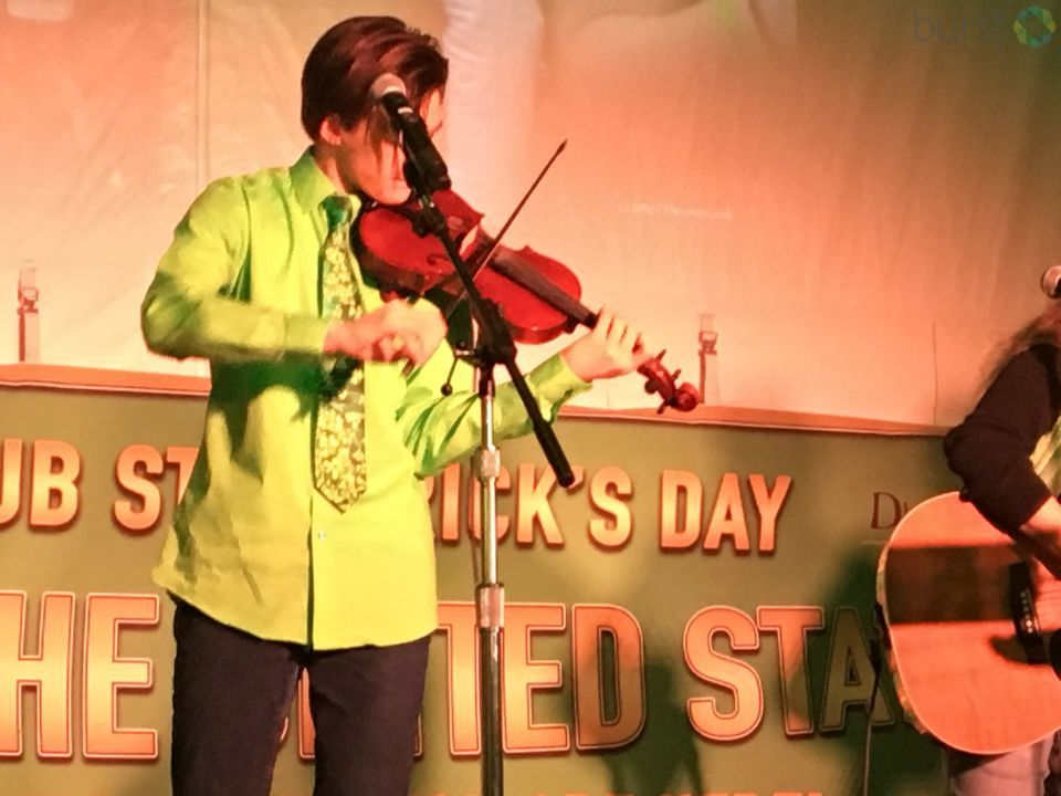 GALLERY: Celebrating St. Patrick's Day in Dayton