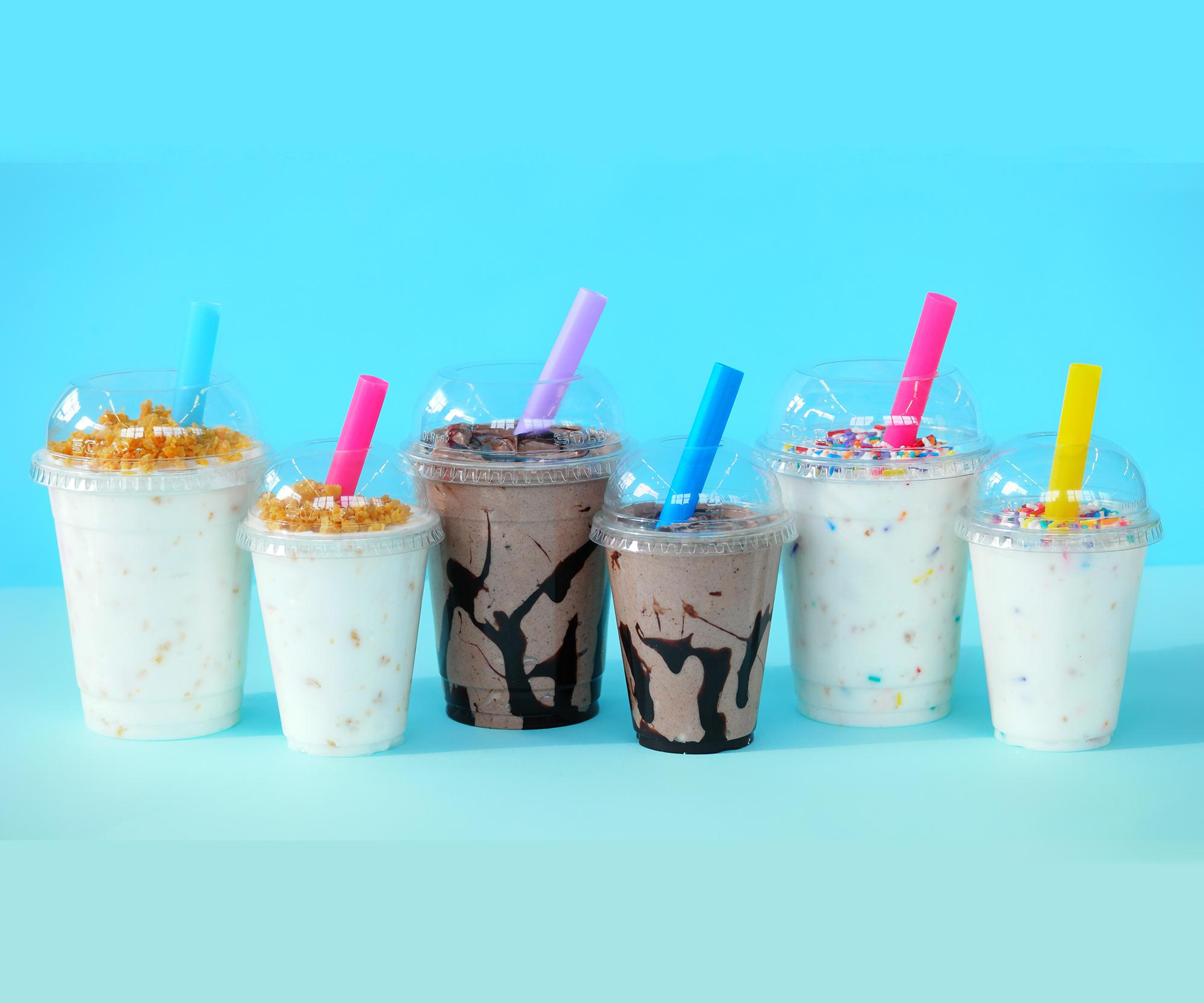 The regular quakes are $9 and BabyQuakes/BabyShakes are $6. (Image: Courtesy Milk Bar)<p></p>