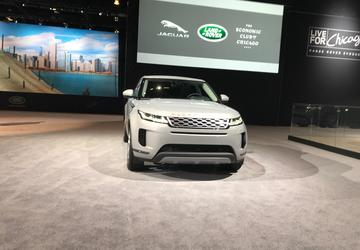 2019 Chicago Auto Show: Land Rover introduces next-gen Evoque