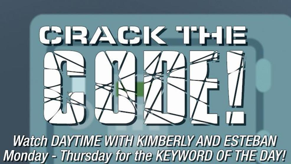 Crack the Code! Win his and hers Special Edition Fitbits | KABB
