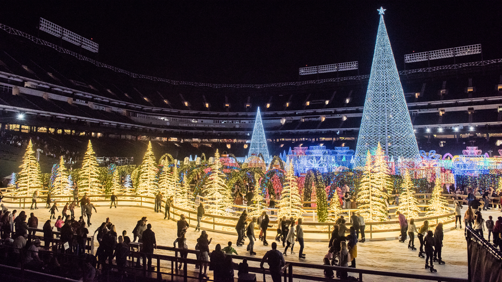 Christmas In Dc.A Christmas Village Is Coming To Nats Park This Winter Dc