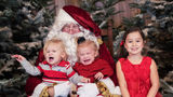YOUR PHOTOS: Visits to Santa!