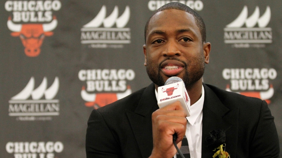 Dwyane Wade's cousin fatally shot pushing baby in stroller