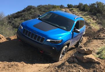 GALLERY: 2019 Jeep Cherokee