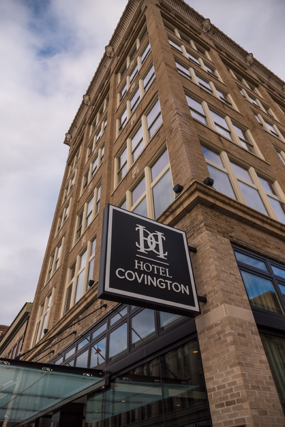 Hotel Covington: this new hotel is an absolutely impressive addition to the Madison Avenue revitalization. ADDRESS: 638 Madison Avenue / Image: Phil Armstrong, Cincinnati Refined // Published: 1.6.17