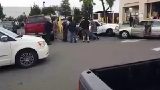 Home Depot fight, crash and citizens take control (Video)